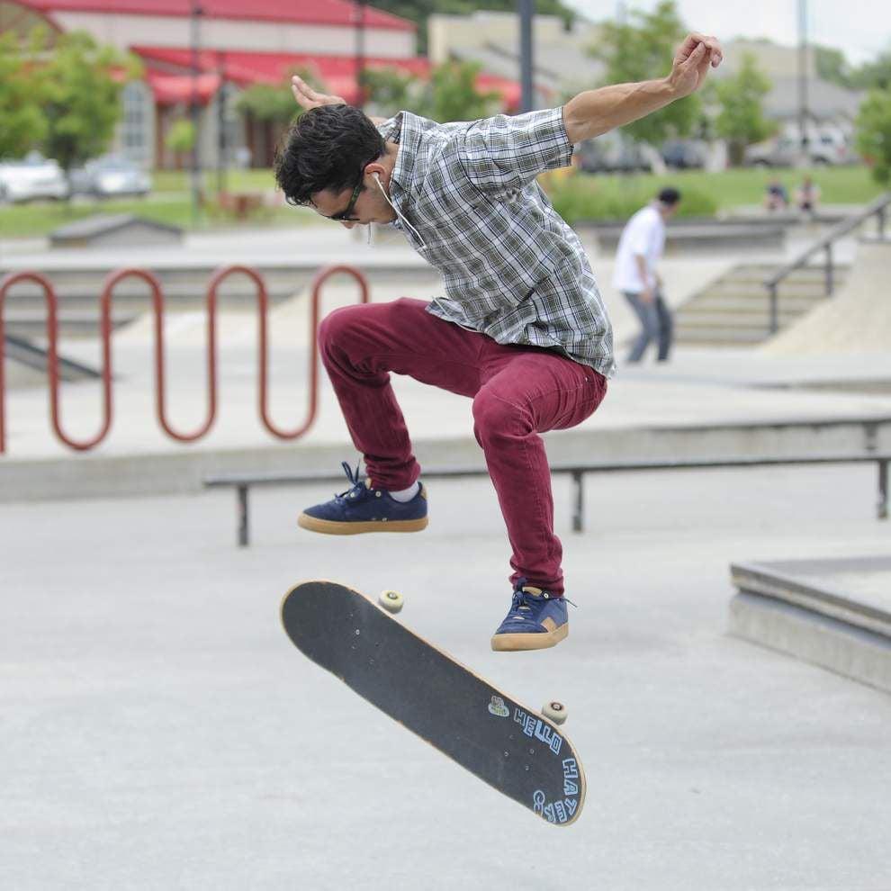 Kids can catch air at BREC's skateboarding, BMX camp