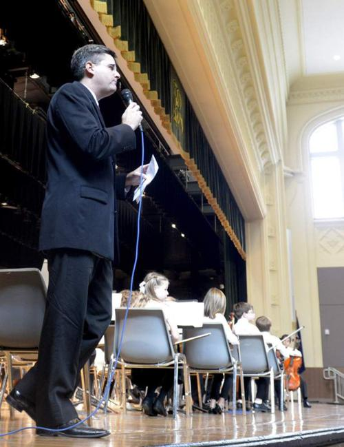 Louisiana Youth Orchestra highlights music from 'Phantom' _lowres
