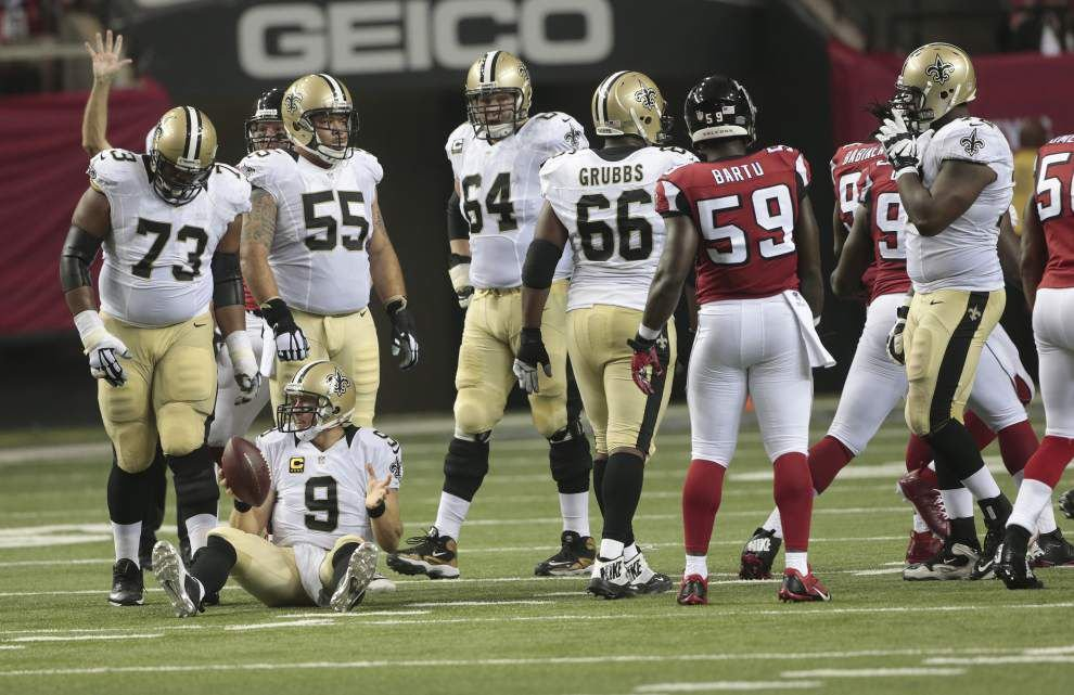 Saints chat with Advocate sportswriter Nick Underhill, Thursday at 10 a.m. _lowres