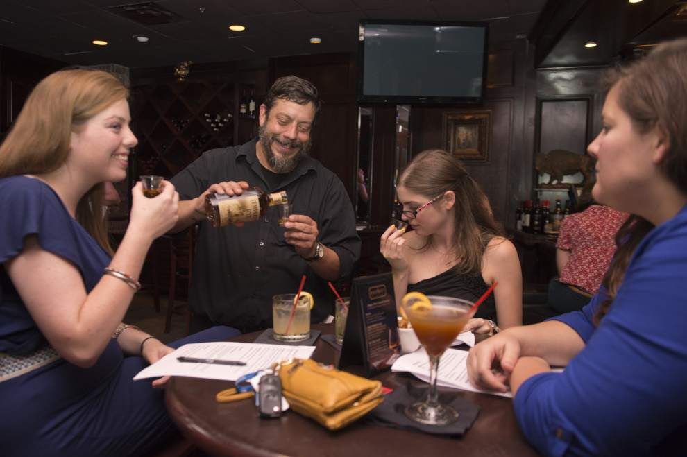 Women & Whiskey: Breaking down stereotypes one sip at a time _lowres
