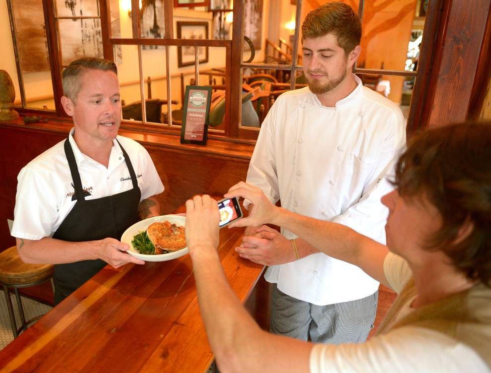 N.O. restaurateur creates app to let chefs show off fare directly to diners _lowres