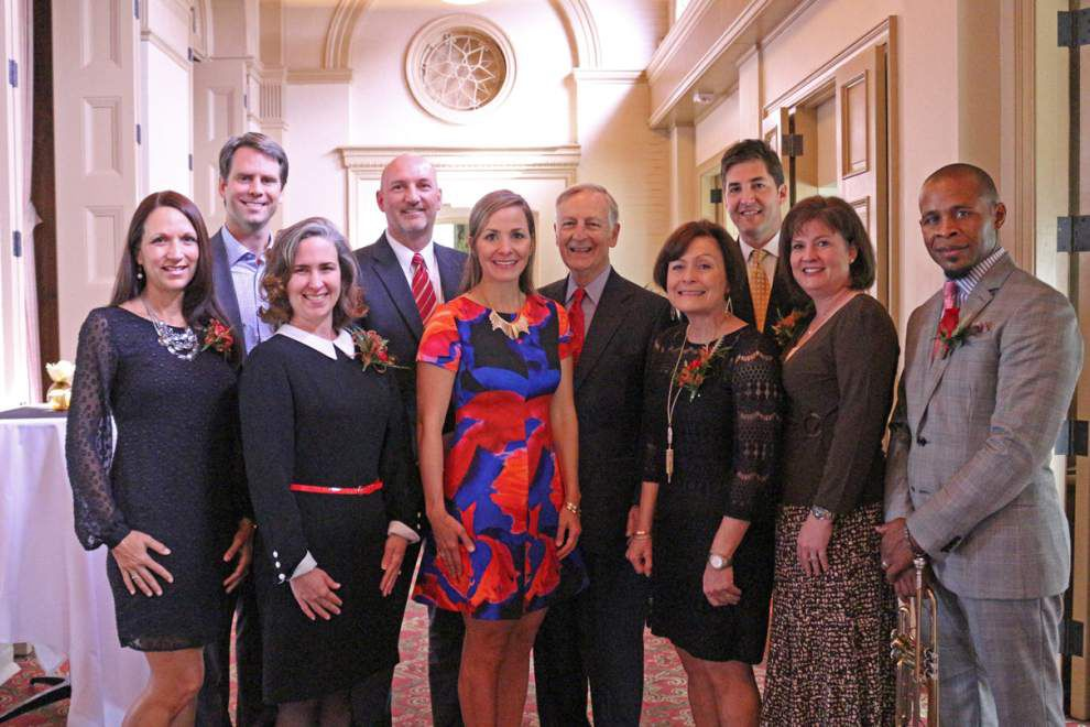 Endowment committee honors Dunham award winners _lowres