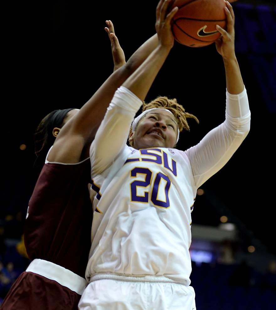 Short-handed Lady Tigers finally back home against Auburn _lowres