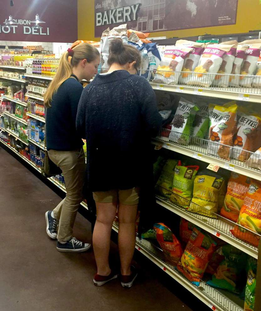 Audubon Market in St. Francisville gives West Feliciana High students geography lesson _lowres
