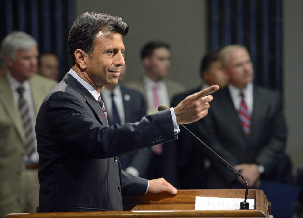 James Gill: Don't fall for it ... Bobby Jindal's 'magic touch' with Louisiana budget is imaginary _lowres