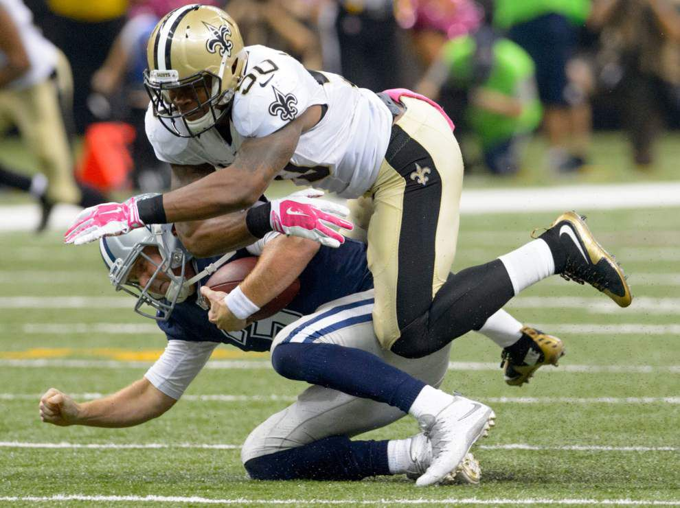 Lewis: Saints' 2015 draft class has potential to be foundation of team for years to come _lowres