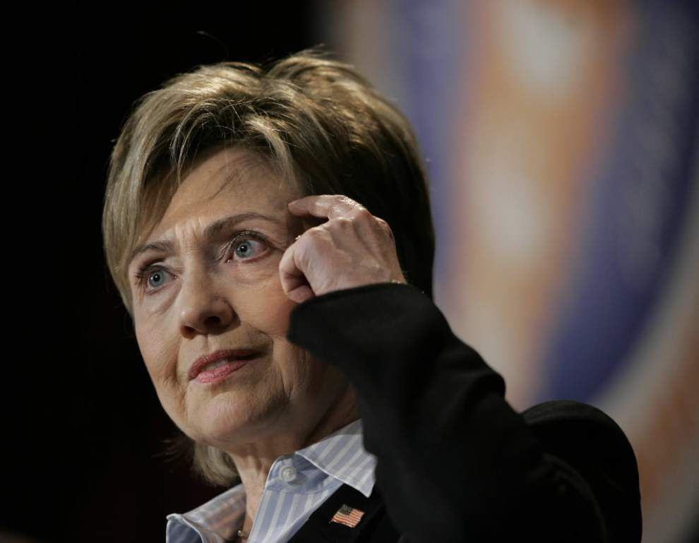 Our Views: Hillary Clinton's decision to dodge questions about the Keystone XL pipeline makes no sense _lowres