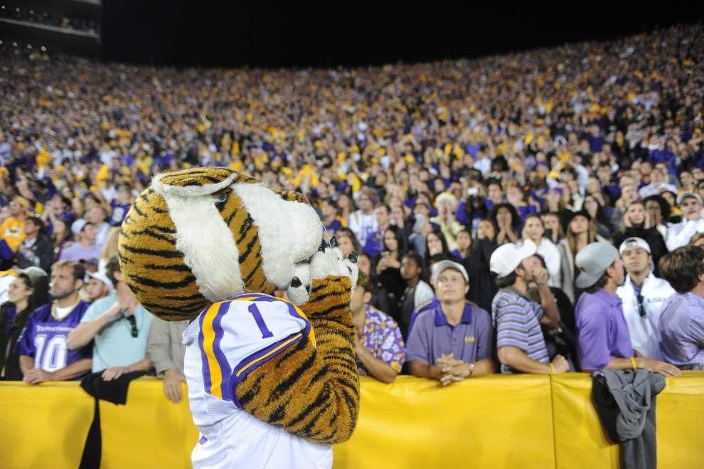 Survey: SEC football players say LSU's Tiger Stadium favorite stadium; Nick Saban top coach _lowres