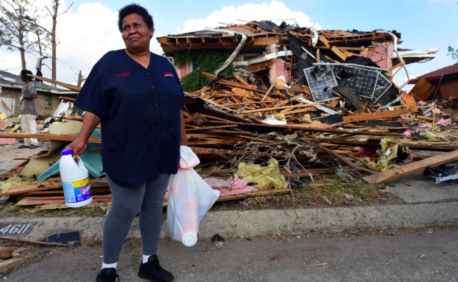 How to help New Orleans tornado victims: donations needed for people and pets_lowres