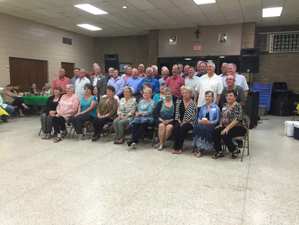 Gonzales High Class of '66 celebrates 50th reunion _lowres