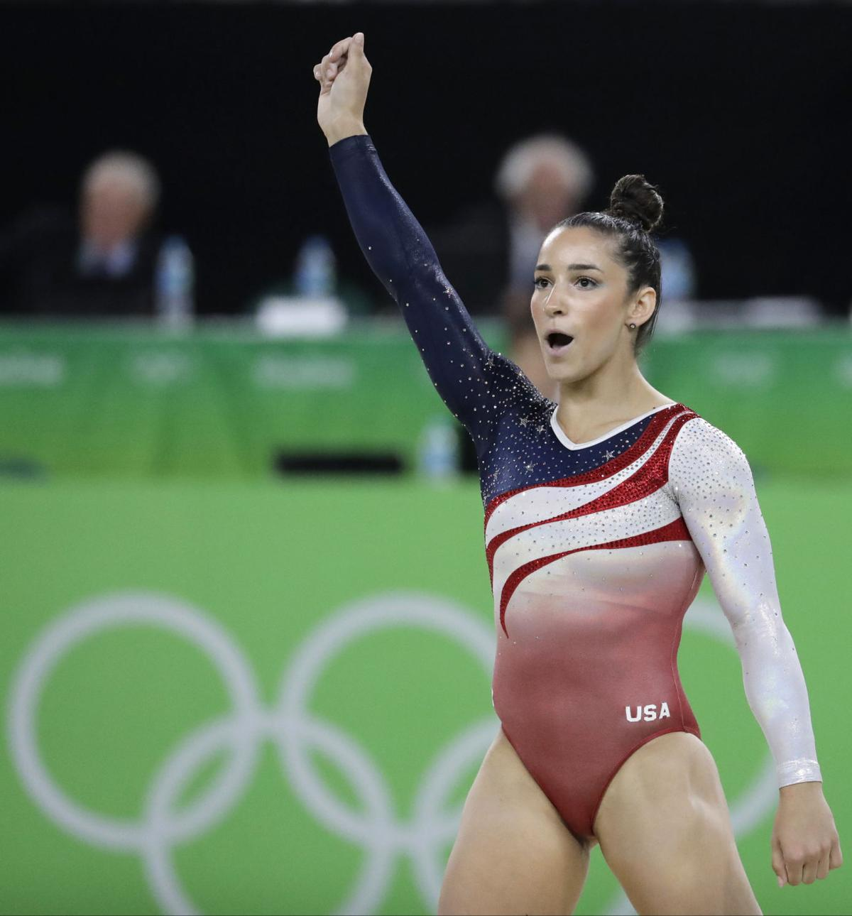 Olympic Gold Medalist Aly Raisman To Speak At Ethics