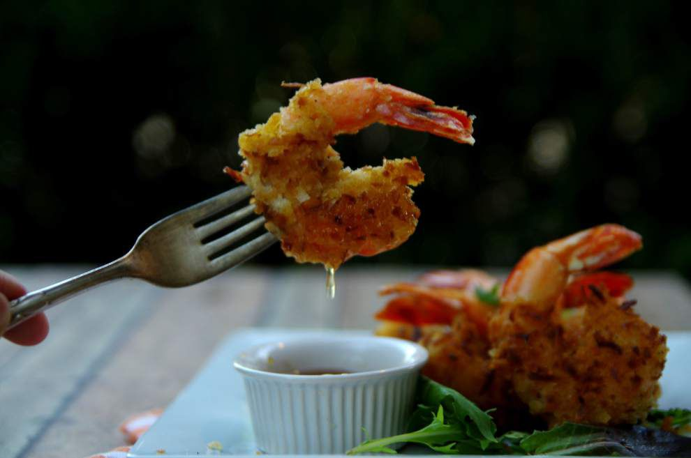 Toasted Coconut Shrimp _lowres