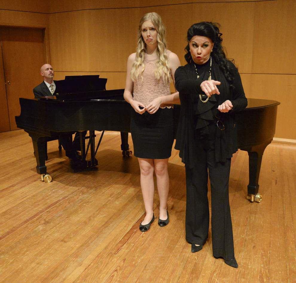 Theatre Baton Rouge presents drama on life of Callas _lowres