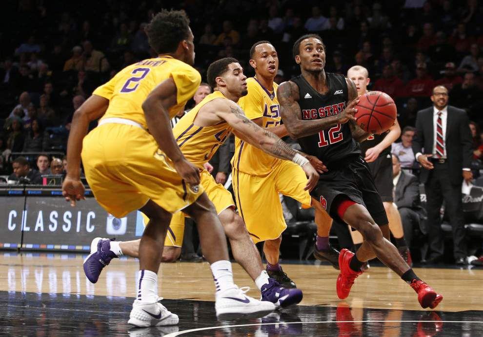 Defense, 3-pointers concern LSU men's basketball coach Johnny Jones _lowres