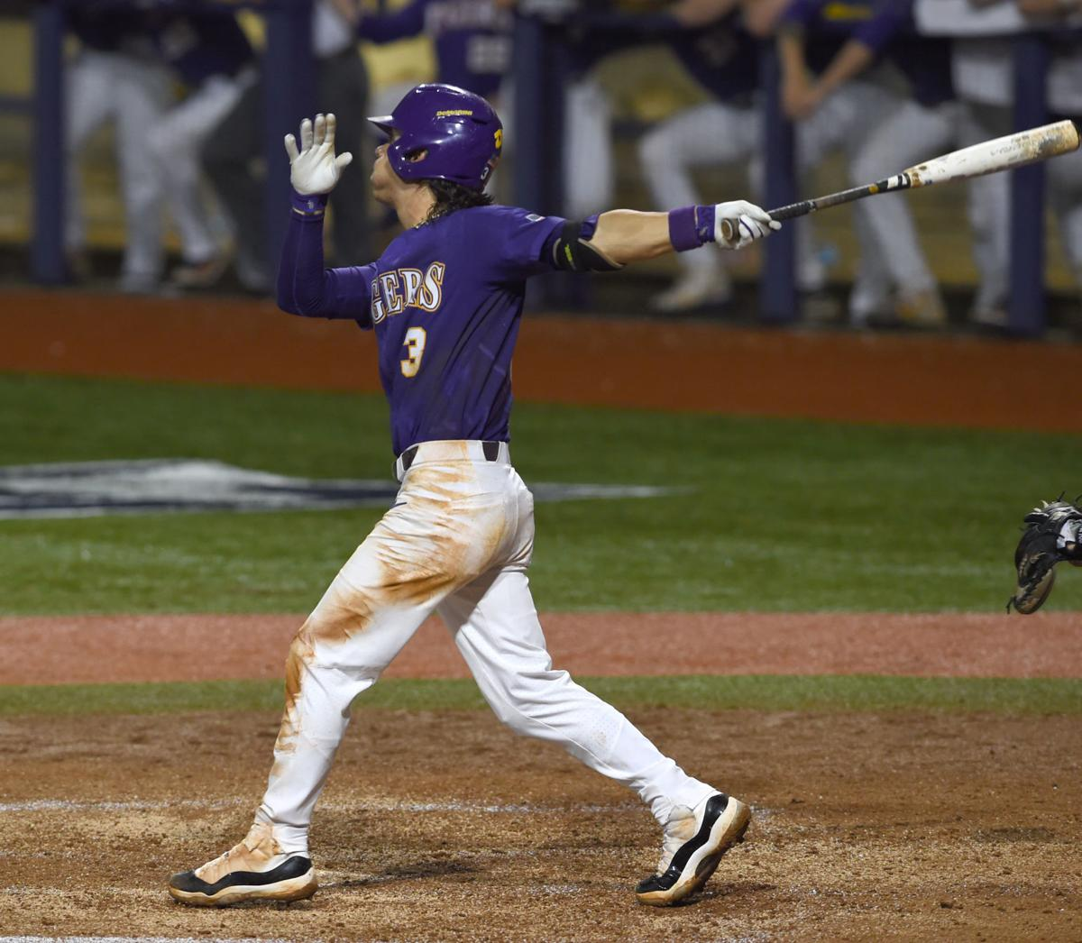 fd6c8cba566  Emotional breakdown  and  dark place  led LSU shortstop Kramer Robertson  to the top of college baseball