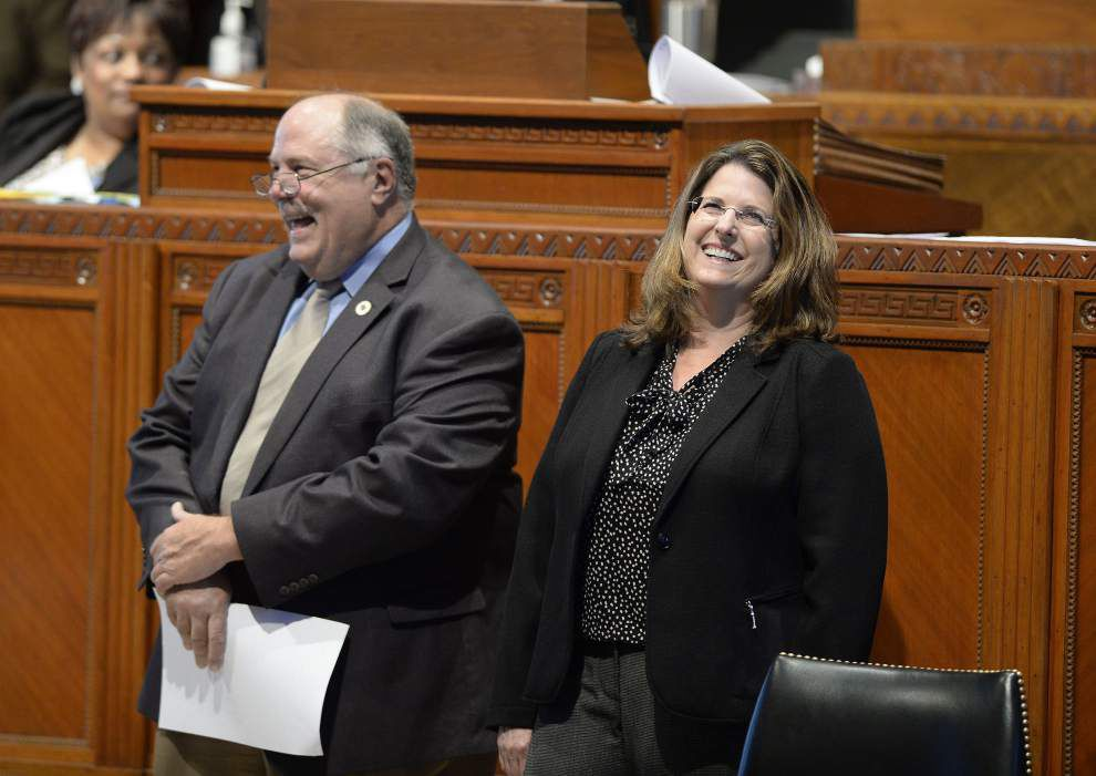 Top legislative staffer honored by Louisiana House _lowres