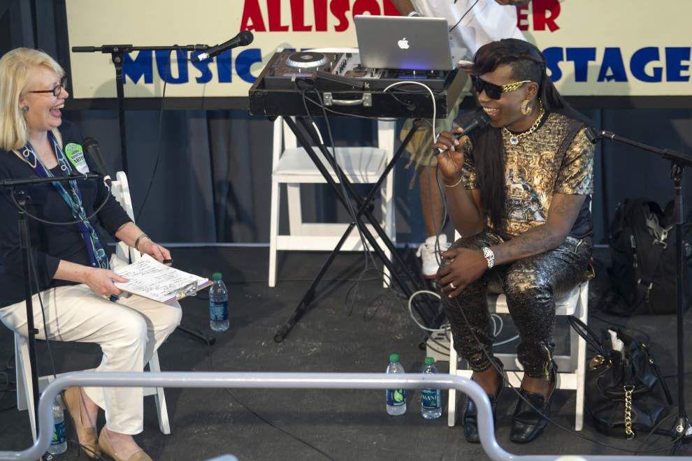 Big Freedia on bounce, Miley Cyrus and why she always thanks God _lowres