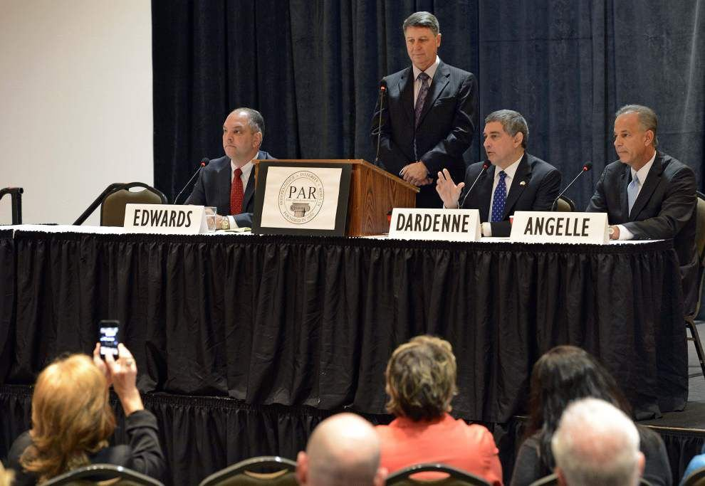 Gubernatorial candidates all tout commitment to transparency during PAR forum _lowres