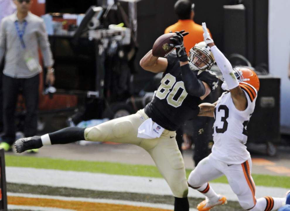 Video: The Advocate's Saints at Browns postgame show _lowres