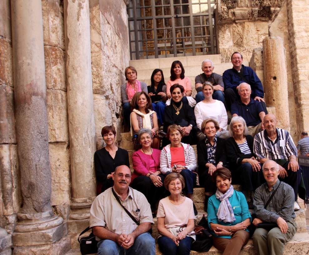 Group visits Holy Land _lowres