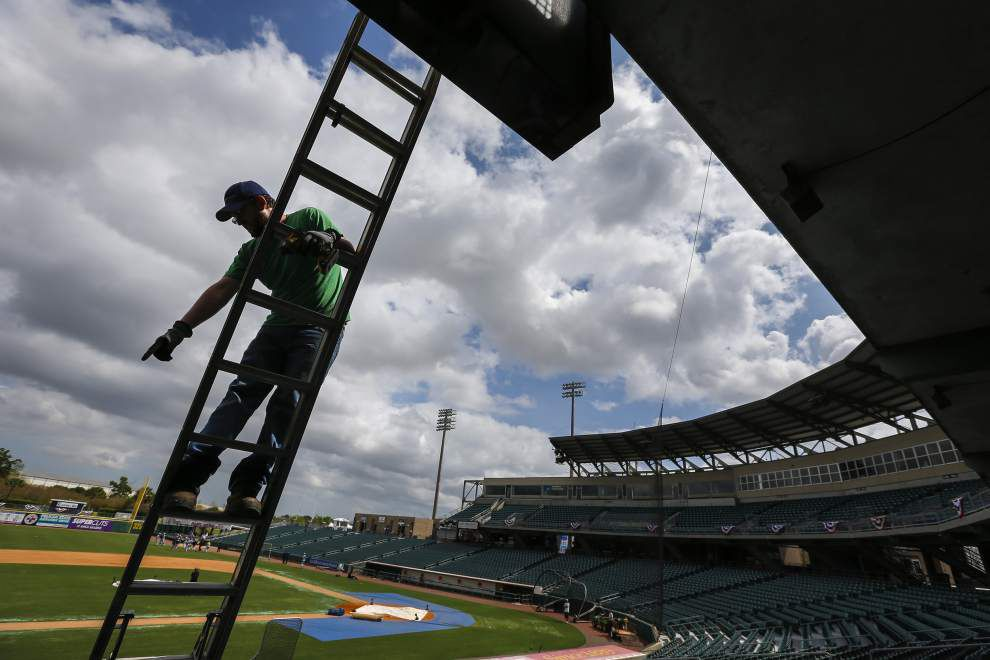 Sources: New Orleans among cities bidding for future SEC baseball tournament site _lowres