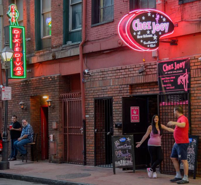 Workers On Wheels >> Advocacy groups, bar staff members say French Quarter ...
