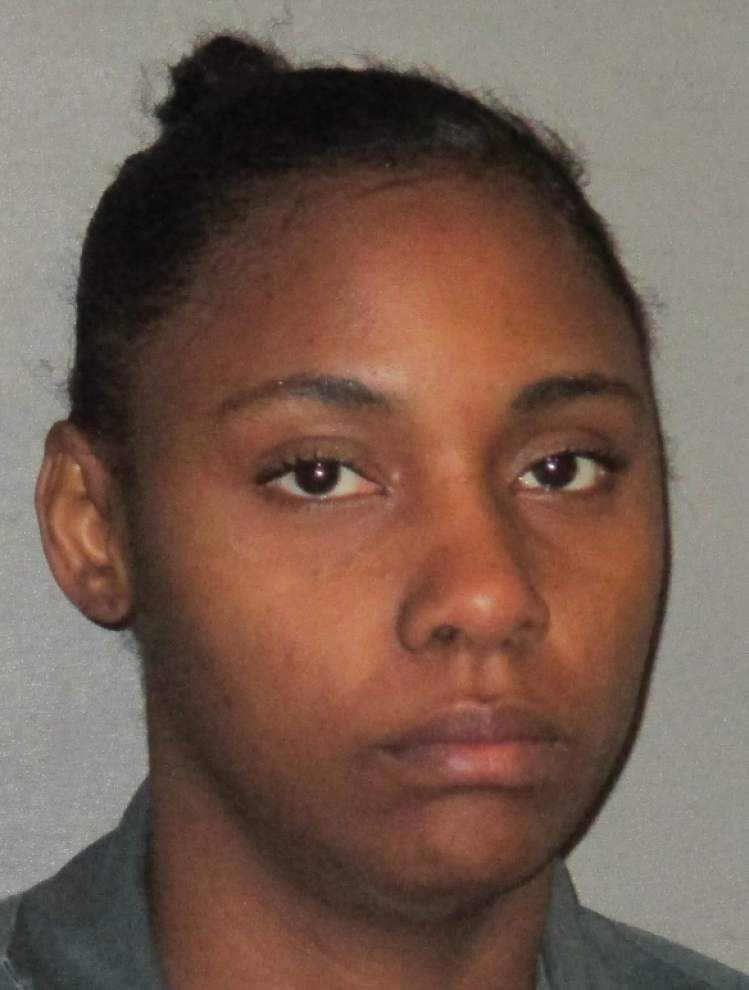 Toddler with head fractures and having consumed Febreze taken to hospital, mother arrested, Baton Rouge police report _lowres
