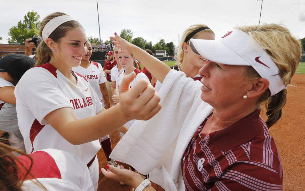WCWS field shows how game has grown on national level _lowres