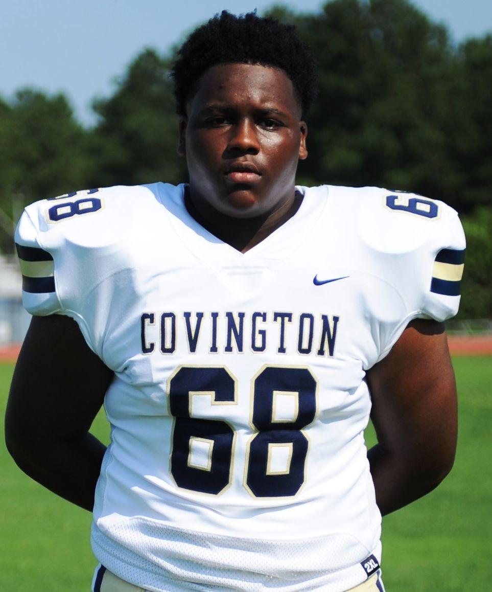 Kobe Amos (Covington High Football)