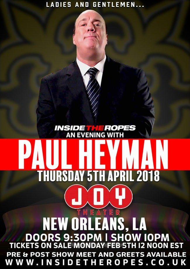 A conversation with Paul Heyman, the best talker in the wrestling business_lowres