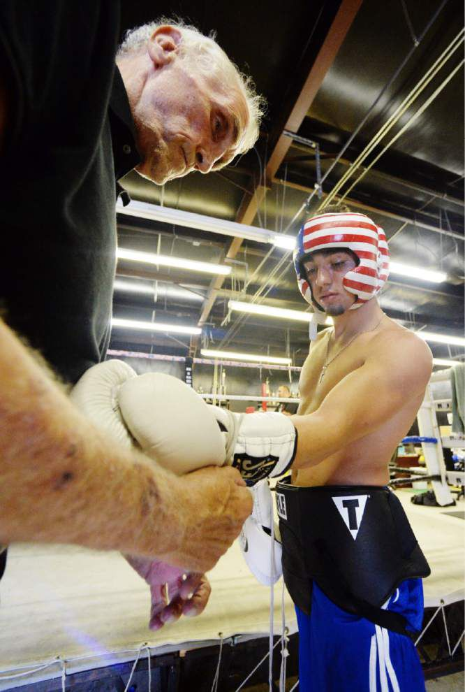 Governor's Games Boxing Championships on tap this weekend in Lafayette _lowres