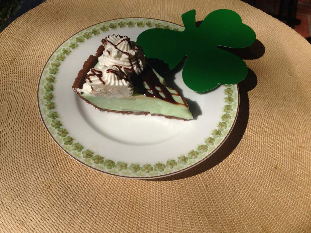 Recipe makes being green as easy as (key lime) pie _lowres