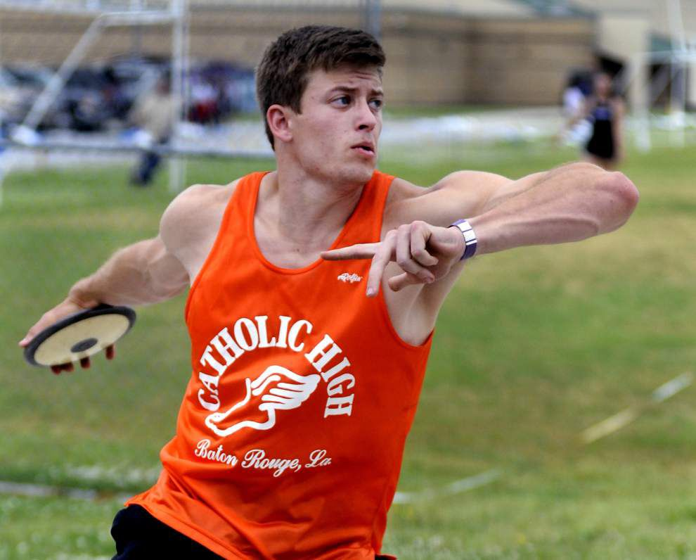 5A power Catholic takes aim at another track title; Zachary girls look to be in mix _lowres