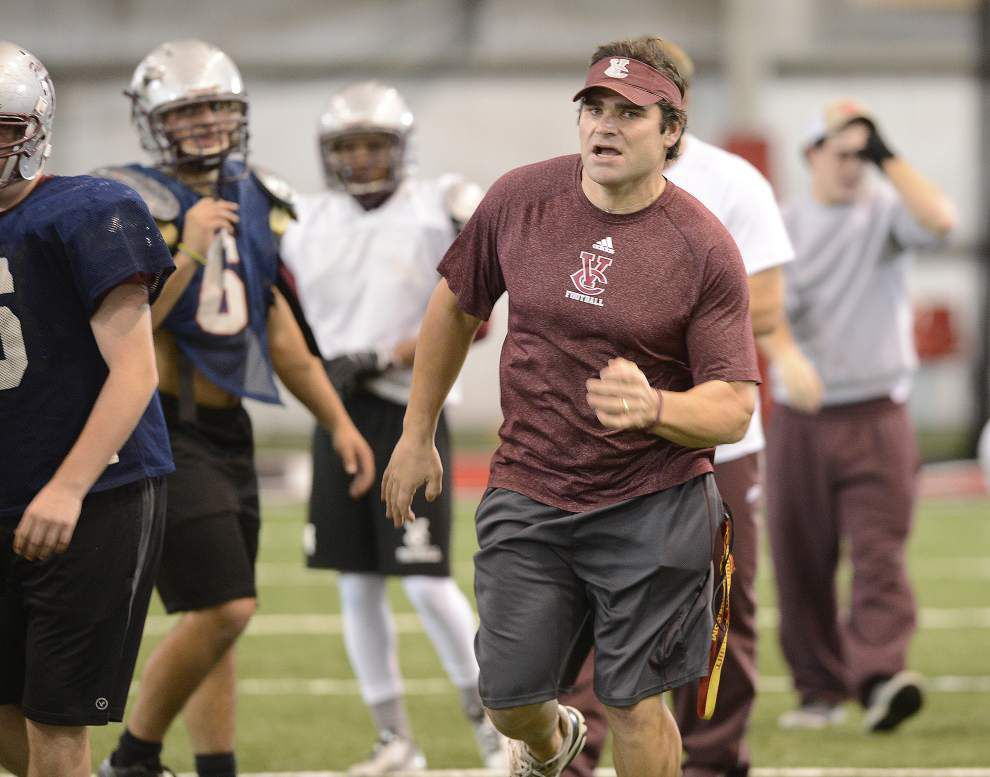 Vermilion Catholic holds steady at No. 3 in LSWA Class 2A poll _lowres