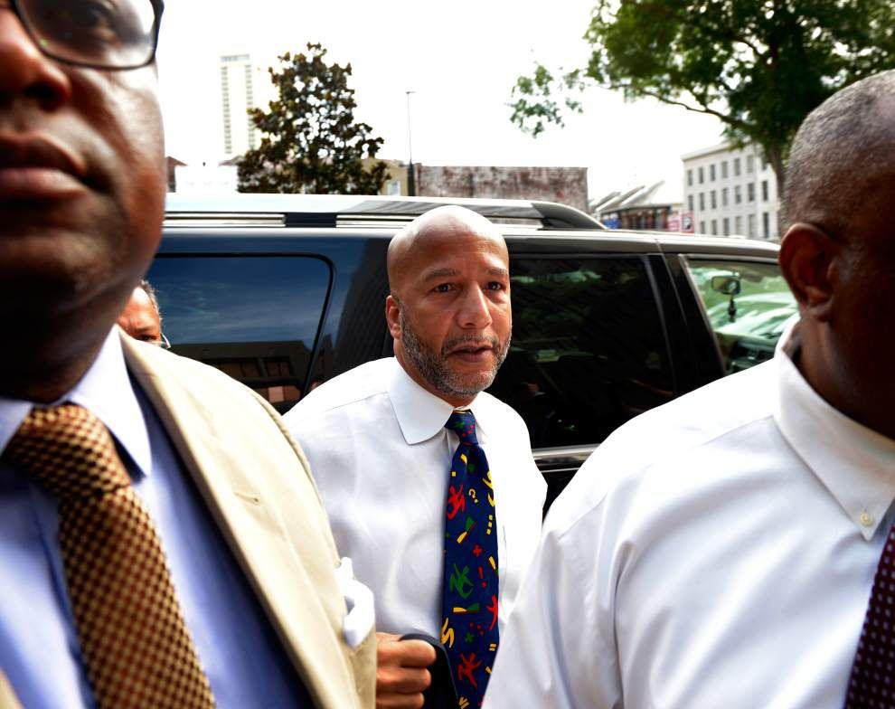 Court now in session for Nagin sentencing _lowres