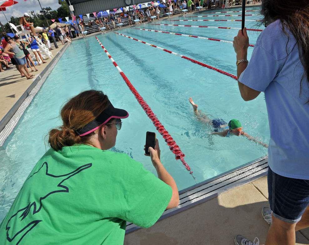 Photos: Gonzales Dolphins host swim meet _lowres