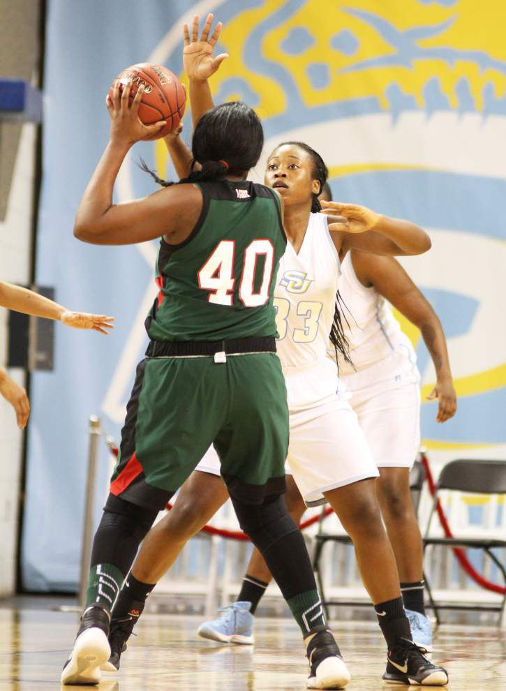 Southern women rout Valley in tune-up for red-hot Alabama State _lowres