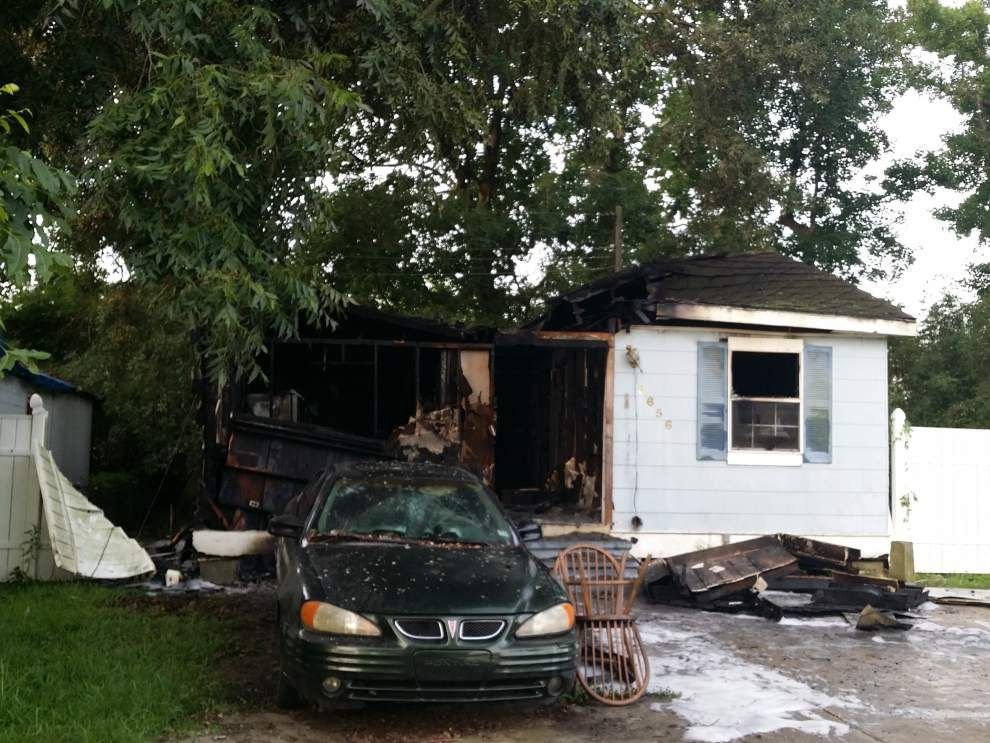 Arson suspected in Peerless St. fire _lowres