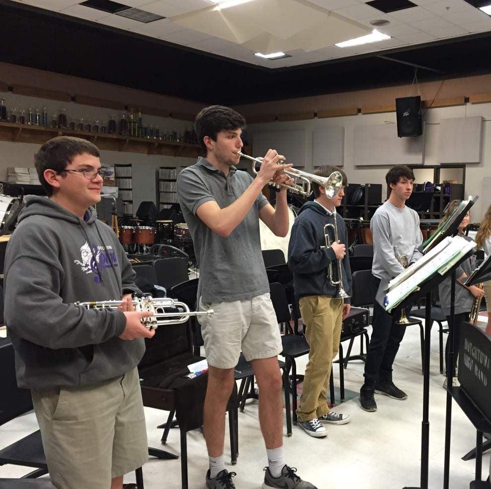 Dutchtown High School Jazz Ensemble to host brunch, silent auction March 12 _lowres