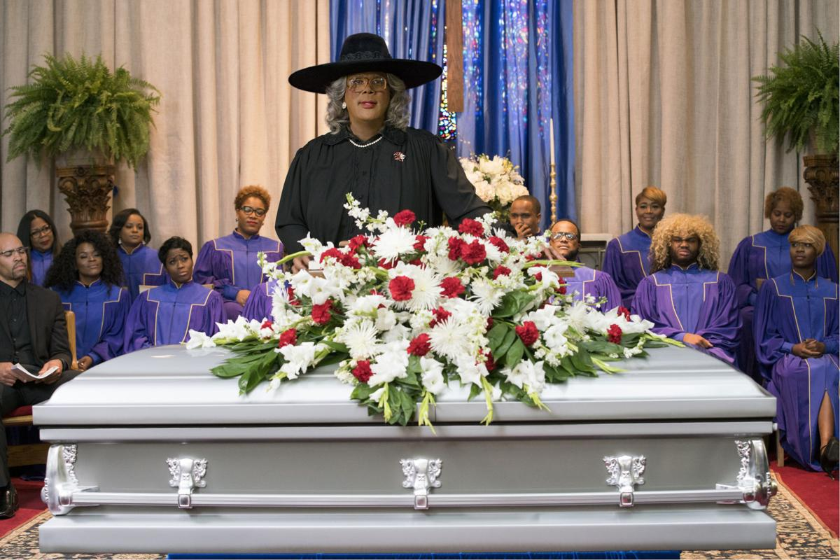 'A Madea Family Funeral' still for Red 030819