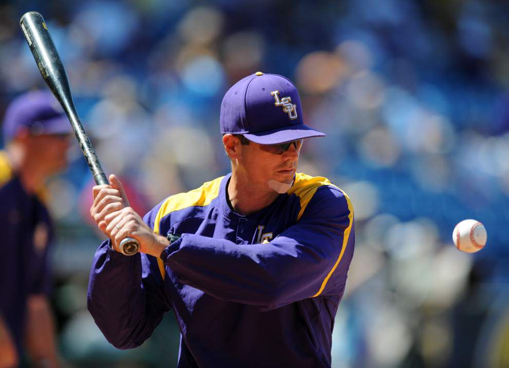 Javi Sanchez leaves LSU; Andy Cannizaro likely to replace him _lowres