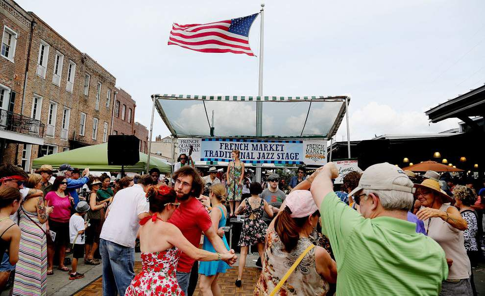 French Quarter Festival schedule _lowres