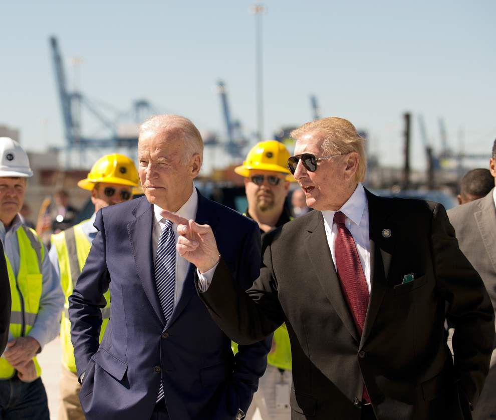 Vice President Joe Biden: 'I wish I could bring back' funding that Jindal rejected for New Orleans-Baton Rouge rail _lowres