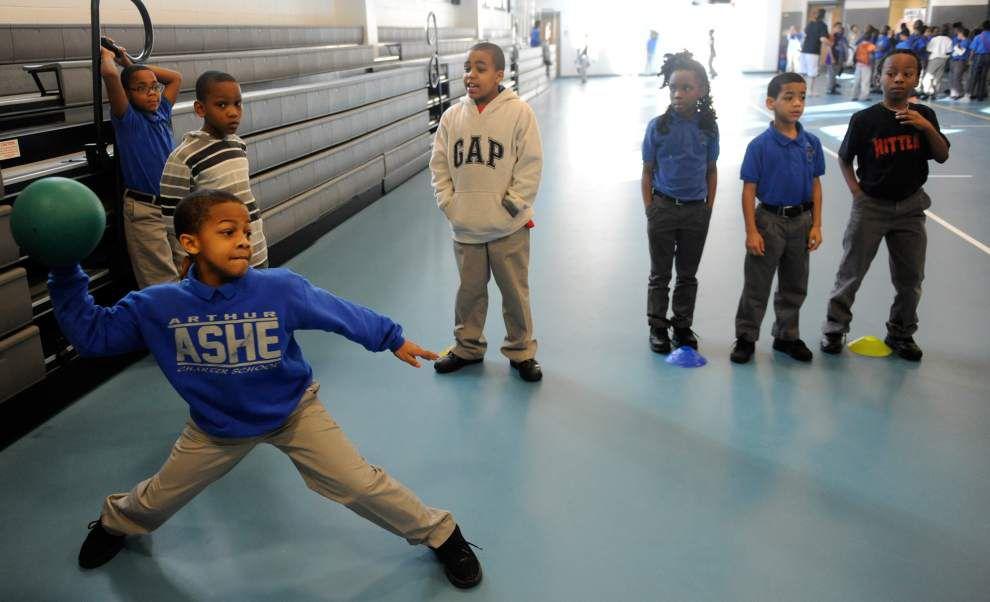 Wholesale makeover of New Orleans schools after Katrina sows impressive progress, bitter recriminations _lowres
