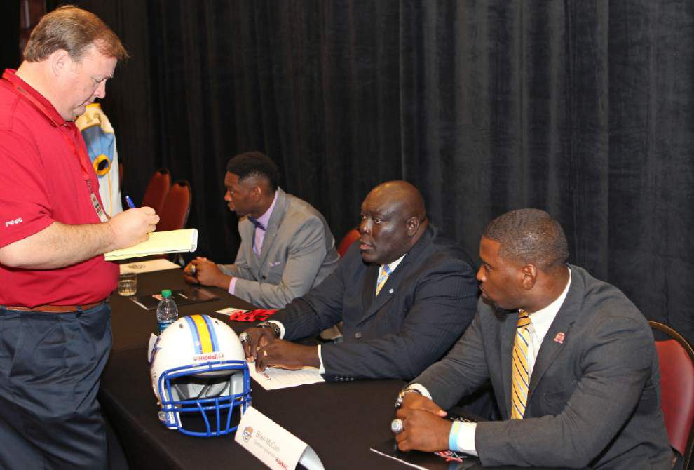 SWAC media day: Four downs _lowres