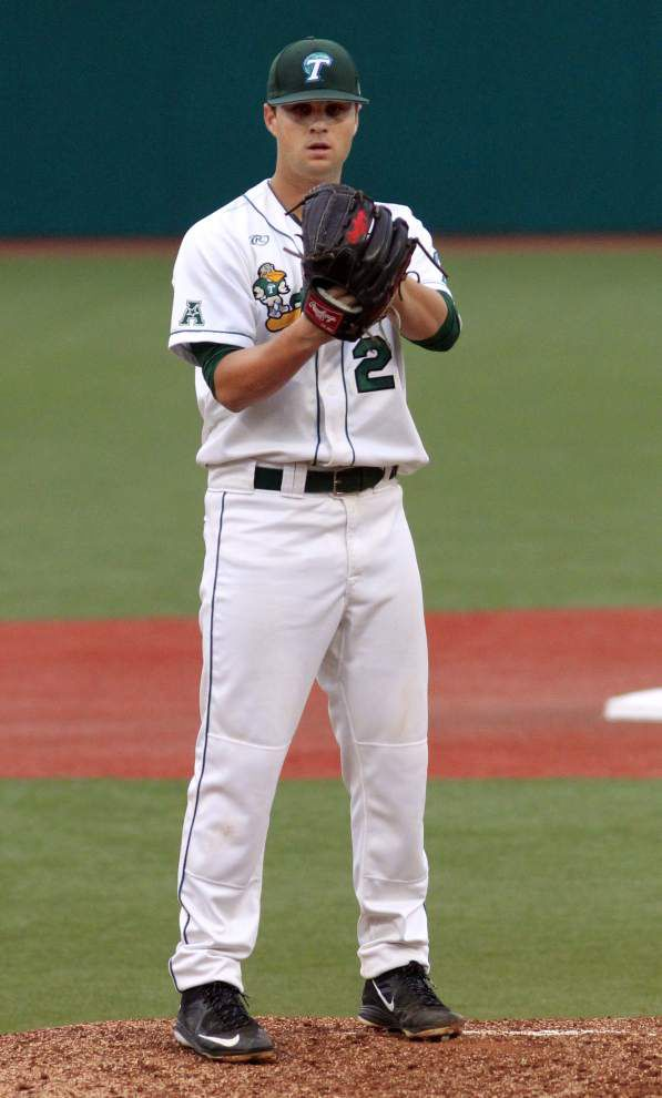 It's been a season to remember for brothers Alex and Ross Massey, key pitchers for Tulane _lowres
