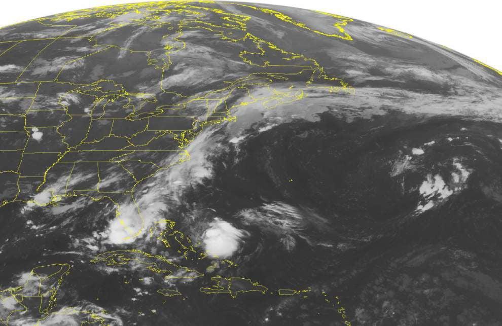Hurricane Bertha forms in the Atlantic _lowres