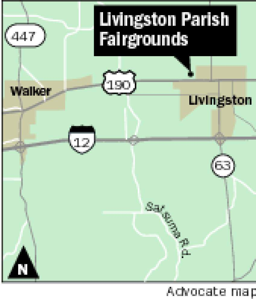 Family, fair officials give conflicting stories about how 10-year-old girl was injured in ride at Livingston Parish Fair _lowres