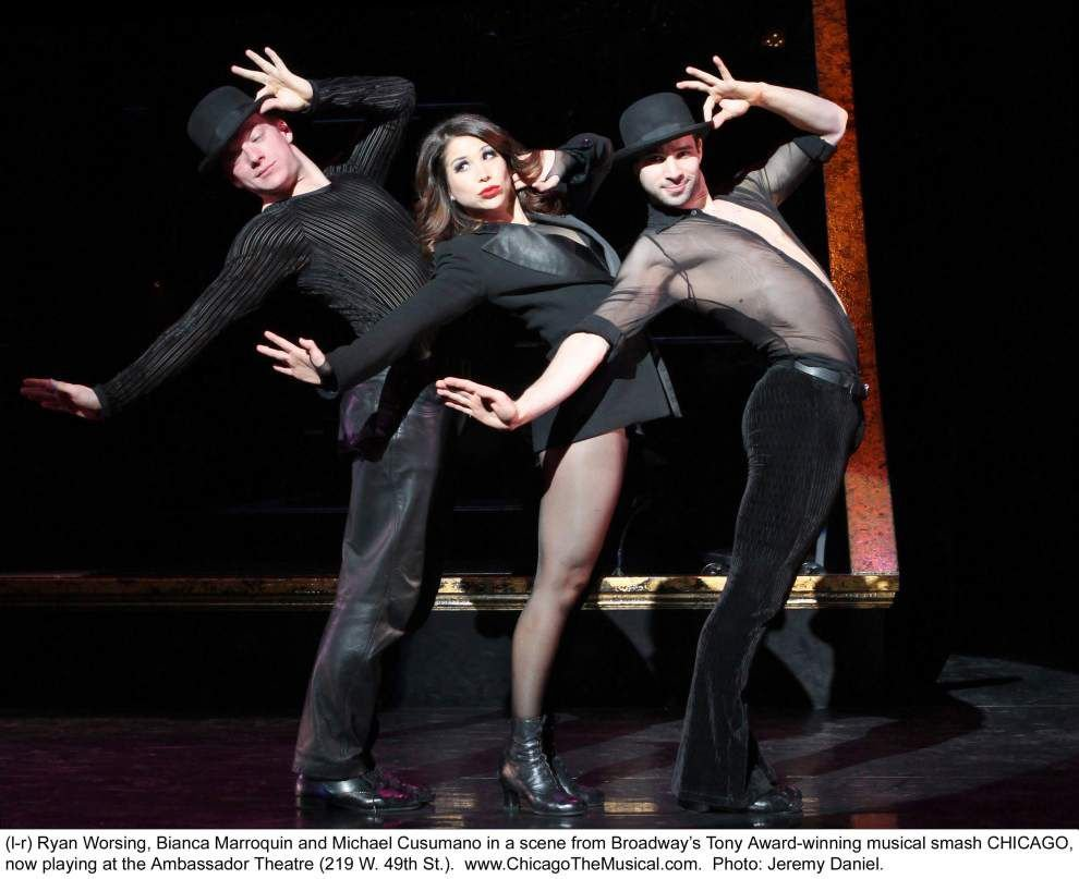 Tickets go on sale Friday for musical 'Chicago' at Saenger _lowres