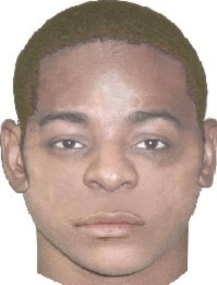 Sketch released of suspect in New Orleans East double murder _lowres